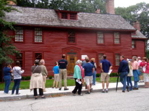 Benedict Arnold Walking Tour