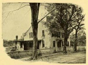 Deacon Christopher Huntington Home (Edgars)