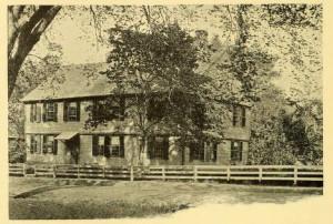 Deacon Simon Huntington House 2 Elm Ave