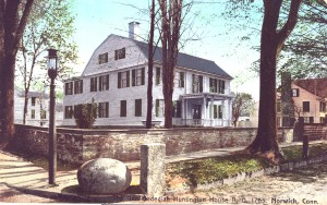 Gen. Jedediah Huntington House