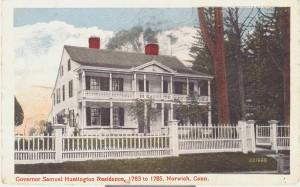 Gen. Samuel Huntington res. 1783-85
