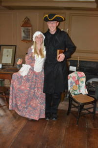 Events at the Leffingwell House Museum